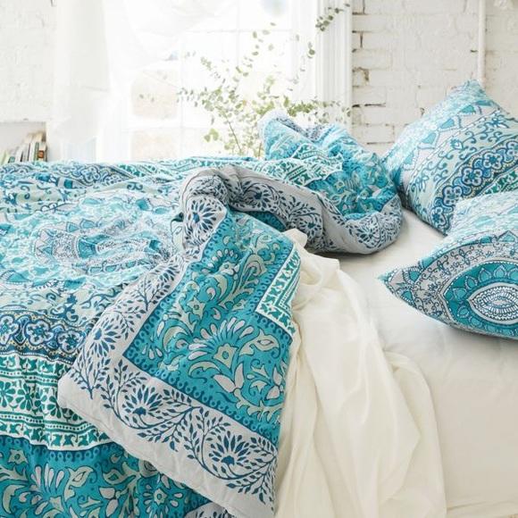 Urban outfitters mandala bedding